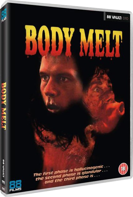 Body Melt UK Blu-Ray