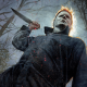New Halloween Sequel Poster Shows Michael Myers With Signature Knife #SDCC