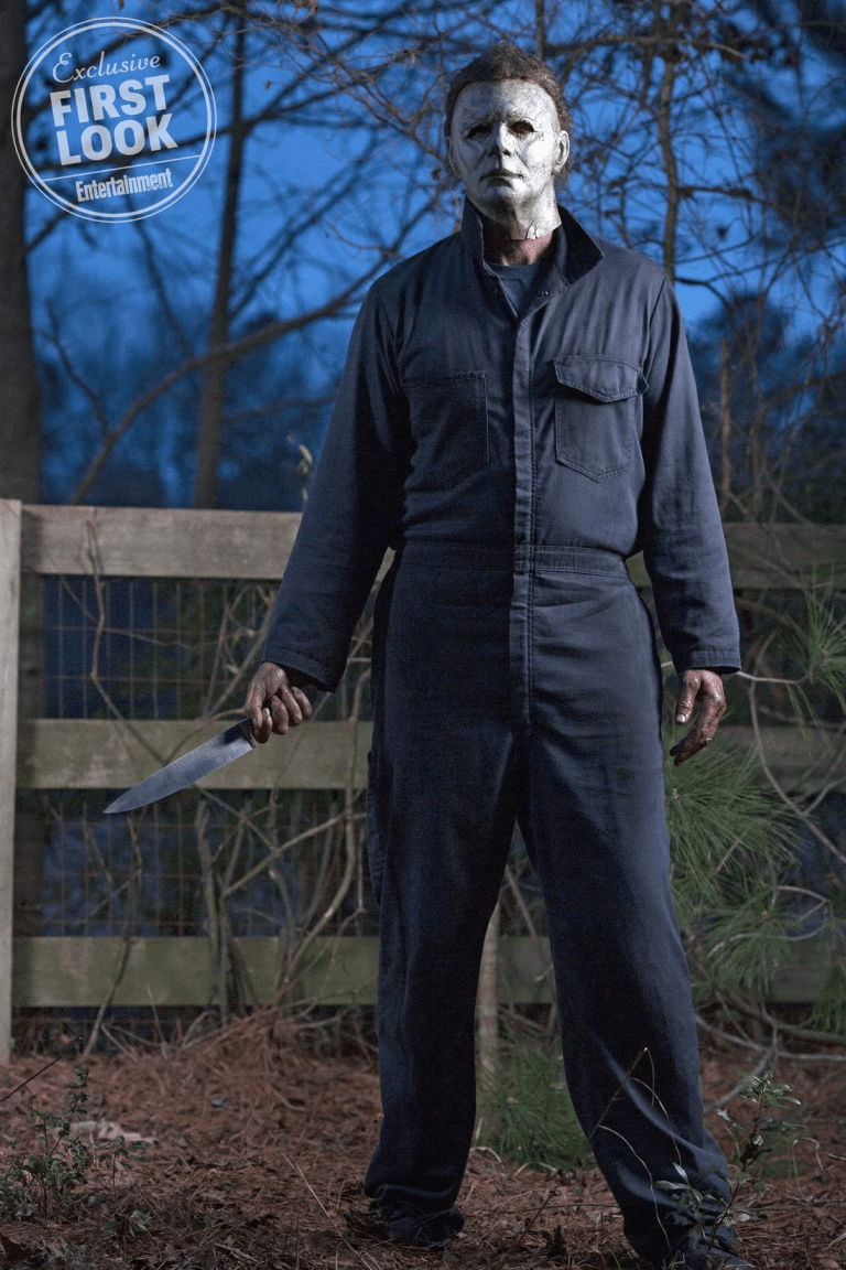 Michael Myers First Look Full