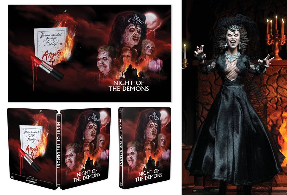 Night of the Demons Limited Edition 1