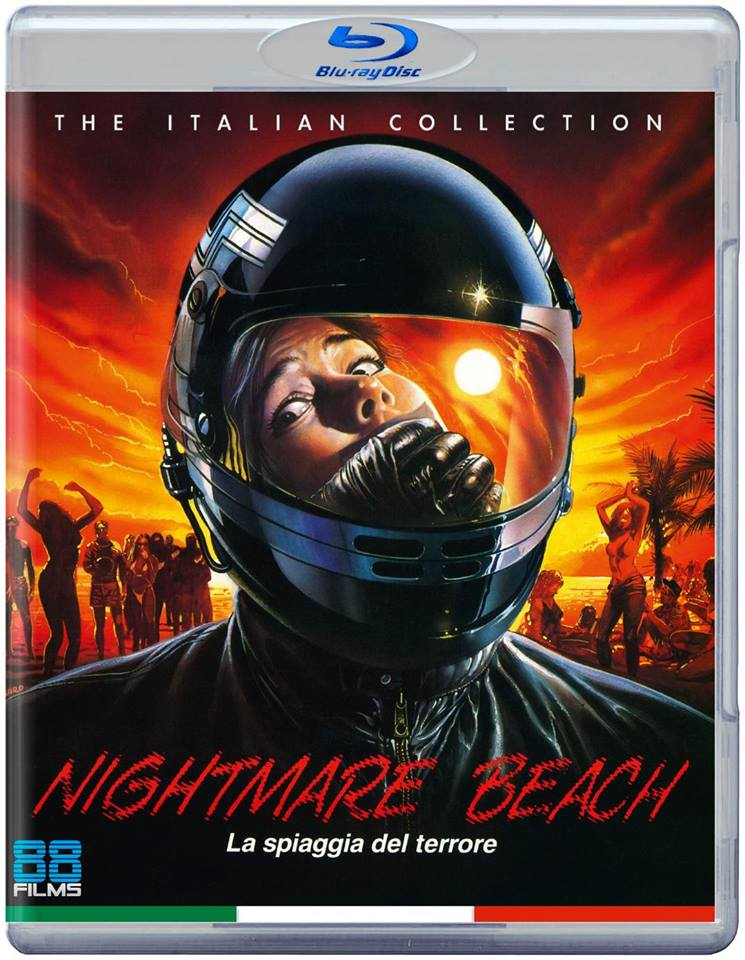 Nightmare Beach UK Blu-Ray