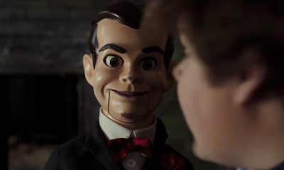 Slappy is Back in the Official Trailer for Goosebumps 2: Haunted Halloween