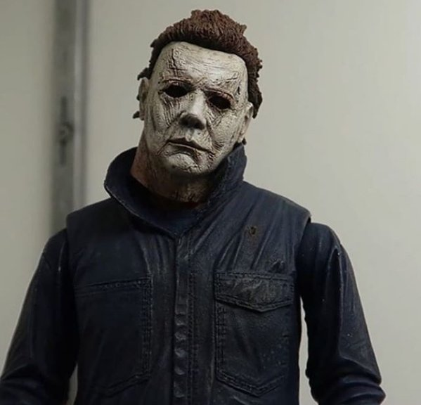 Ultimate Michael Myers Figure SDCC 2