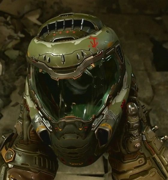 DOOM Eternal Unleashes Hell on Earth in First Gameplay Footage