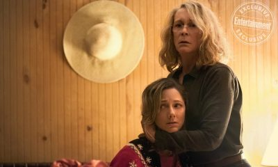 New Halloween Image Shows Distressed Laurie Strode and Daughter Karen