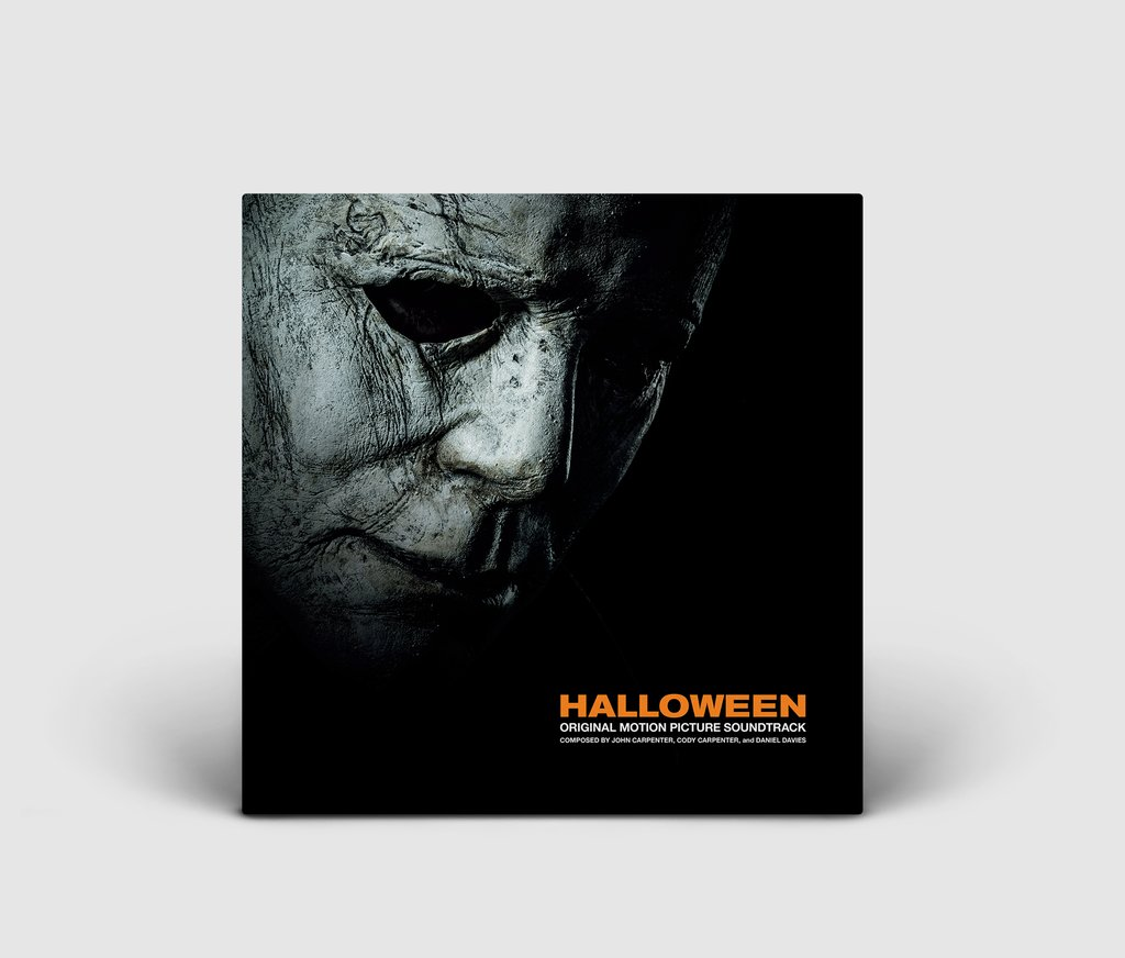John Carpenter's Halloween 2018 Vinyl Soundtrack 1