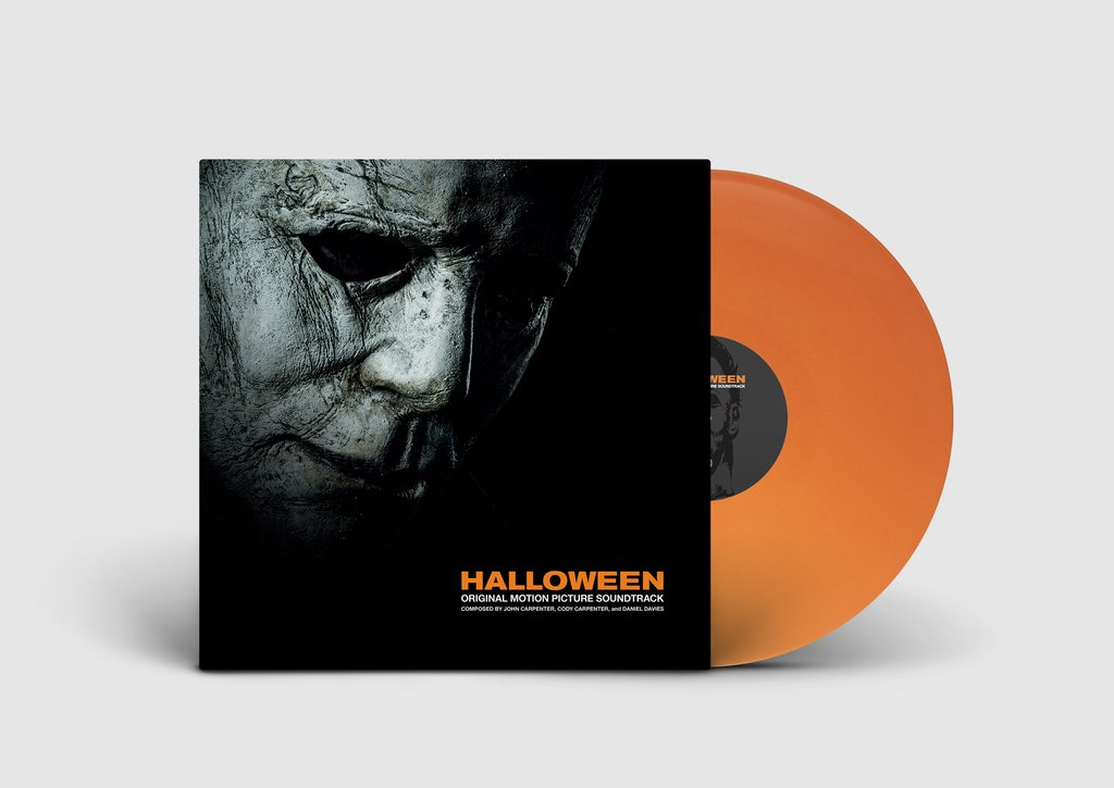 John Carpenter's Halloween 2018 Vinyl Soundtrack 3