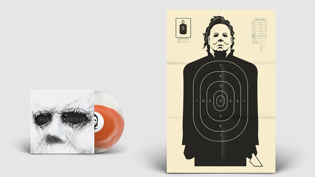 John Carpenter's Halloween 2018 Vinyl Soundtrack 5