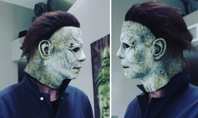 Fan Gets His Hands on Trick or Treat Studios' Michael Myers 'Halloween' 2018 Mask