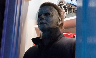 New 'Halloween' Promo Photo Reveals a Vicious Michael Myers