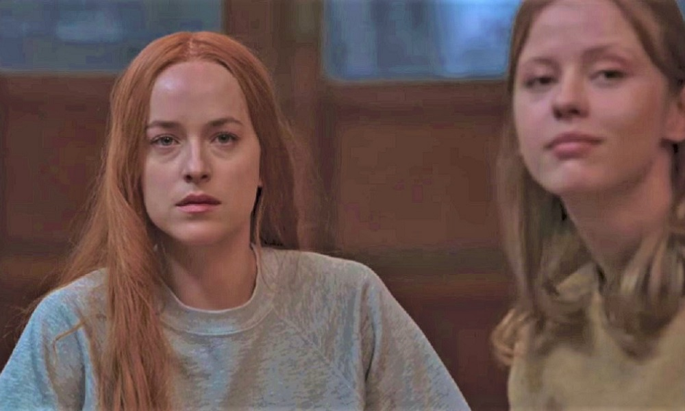 Forces Beneath Possess Susie Bannion to Perform Twisted Body Movements in First 'Suspiria' Clip