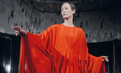 New Suspiria Image Reveals Tilda Swinton as Madame Blanc
