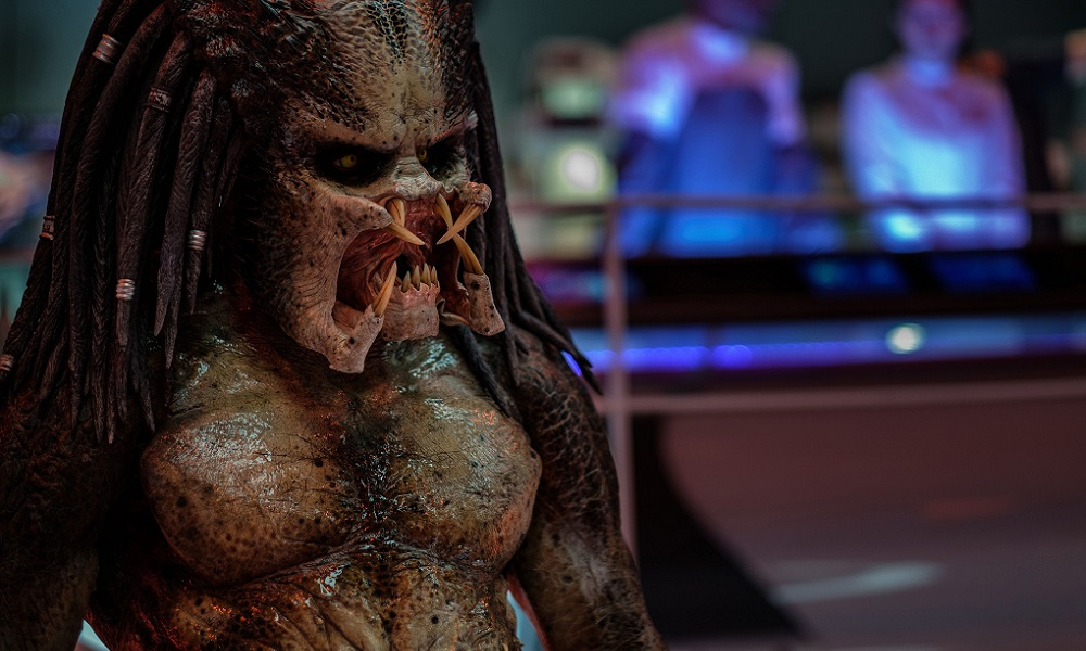 Shane Black's 'The Predator' Slapped With an R-Rating for Strong Bloody Violence