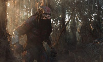 The Beast Gets Destructive in Final Red Band Trailer for 'The Predator'