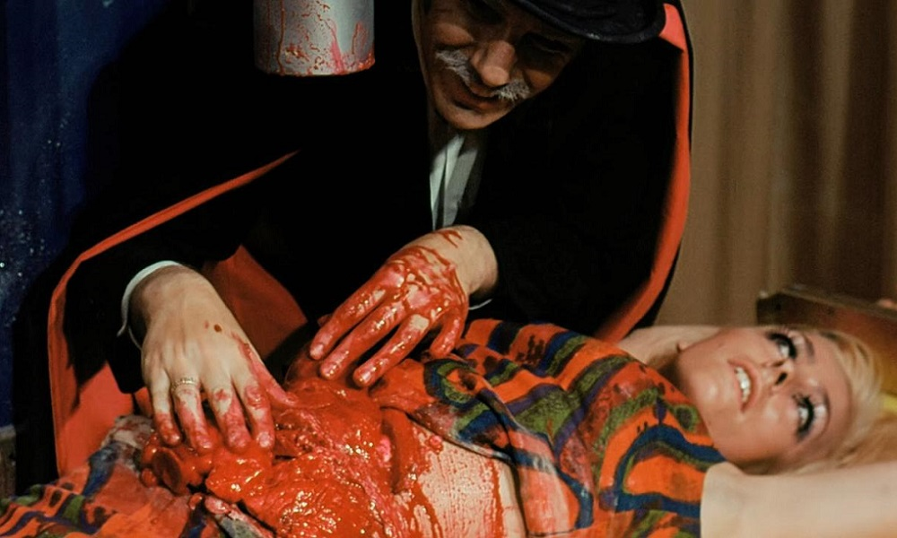 Arrow Video Releasing Magic Edition of H.G. Lewis Flick 'The Wizard of Gore' on (UK) Blu-Ray
