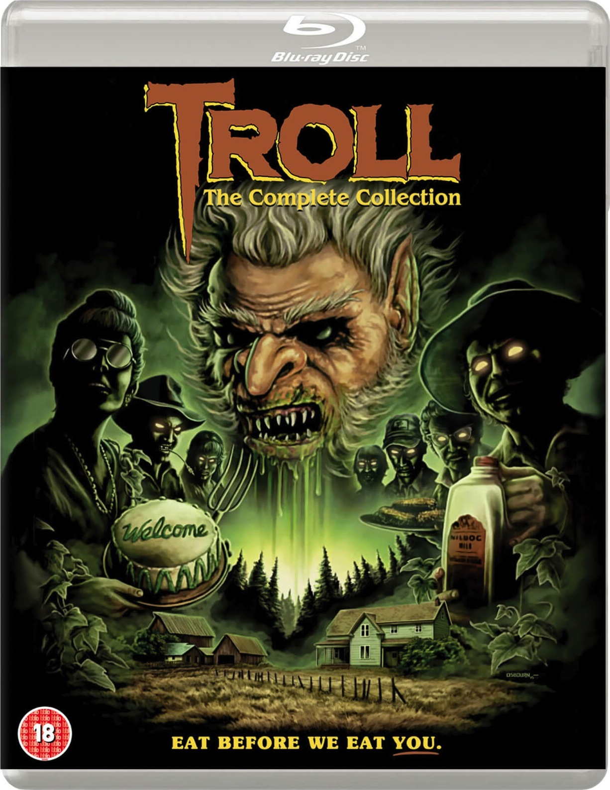 Troll Blu-Ray Collection 1