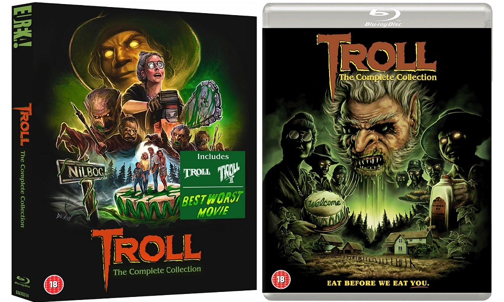 Eureka to Bring 'Troll' and 'Troll 2' to (UK) Blu-Ray With Limited Edition Slipcase