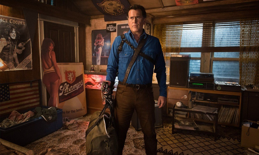 """Ash Vs. Evil Dead"" The Complete Series: Season 1-3 Box Set Hitting UK Blu-Ray"