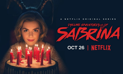 """Watch the Eerie Teaser Trailer for Netflix's """"Chilling Adventures of Sabrina"""""""