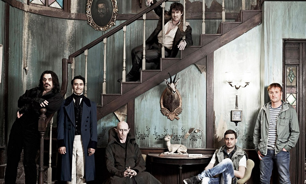 "FX Network to Present Vampire Comedy ""What We Do in the Shadows"" TV Series at NYCC"