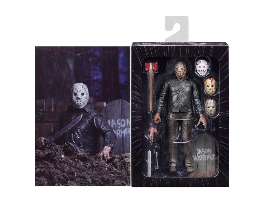 Friday the 13th Part V A New Beginning NECA Jason Figure 3