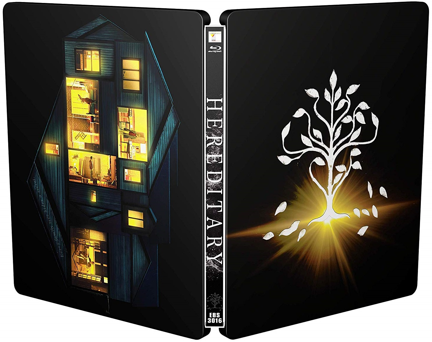 Hereditary UK Steelbook Blu-Ray 2
