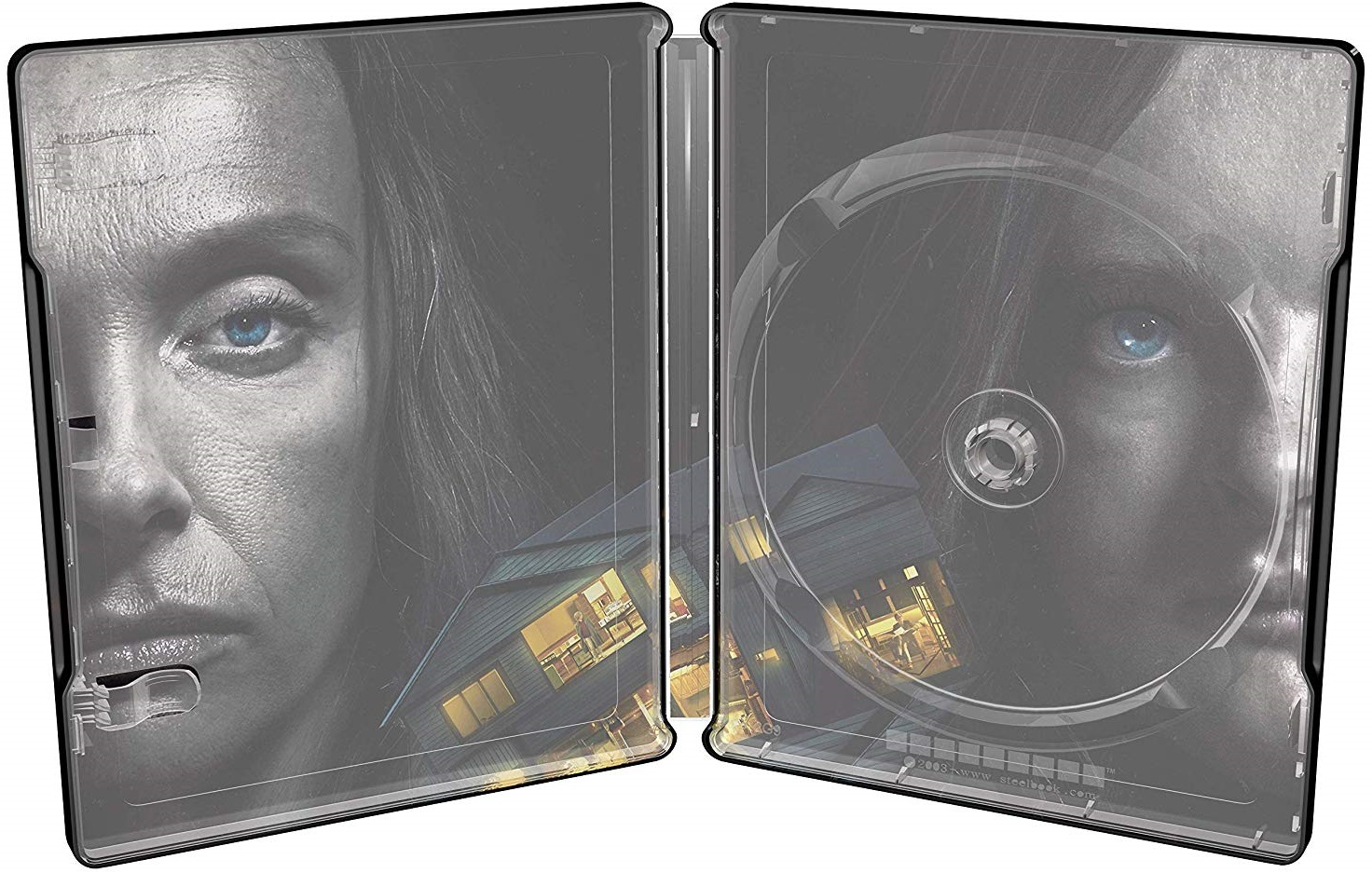 Hereditary UK Steelbook Blu-Ray 3
