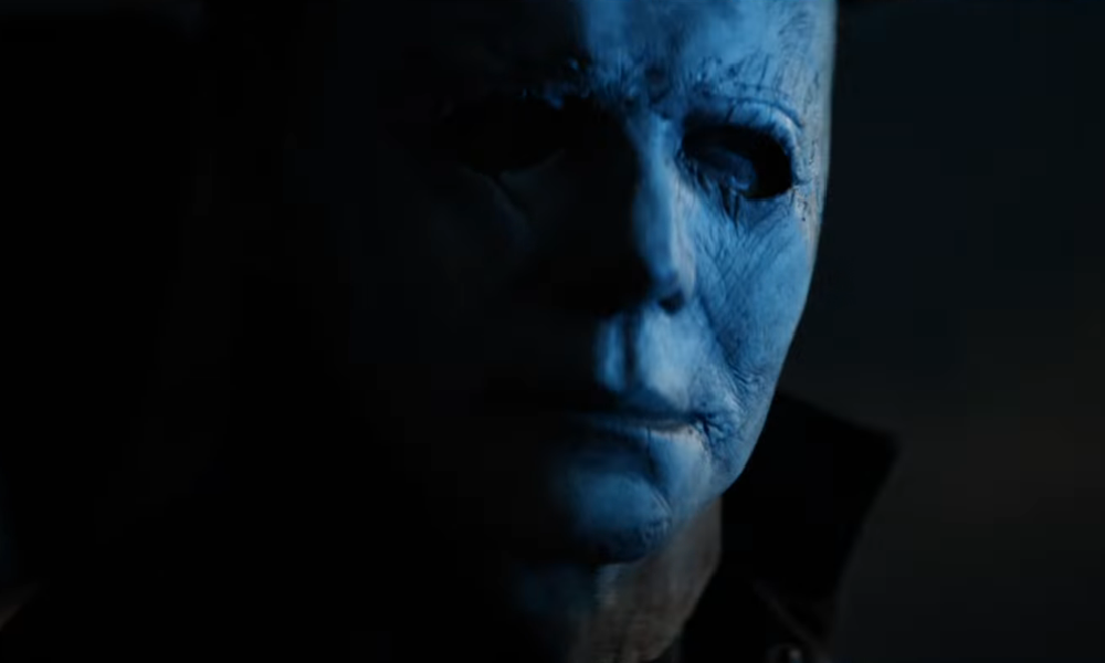 Watch Michael Myers' Carnage as He Goes Door to Door in Frightening New 'Halloween' Trailer