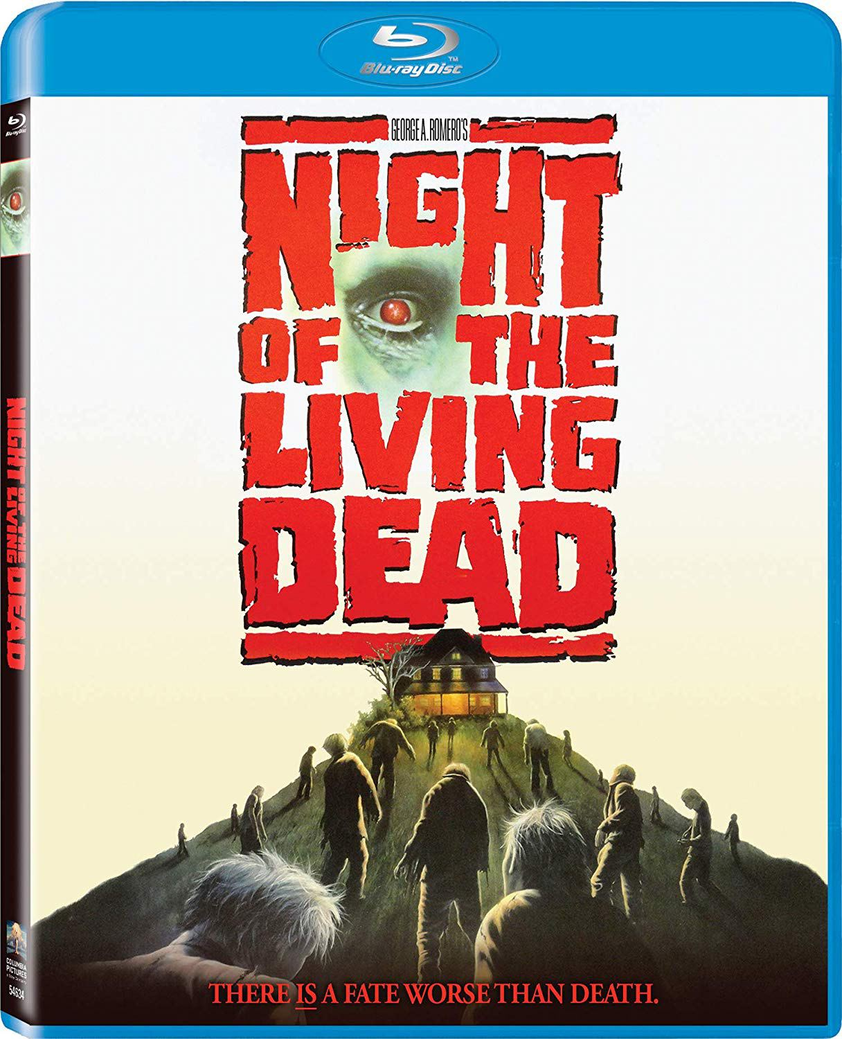 Night of the Living Dead 1990 Blu-Ray