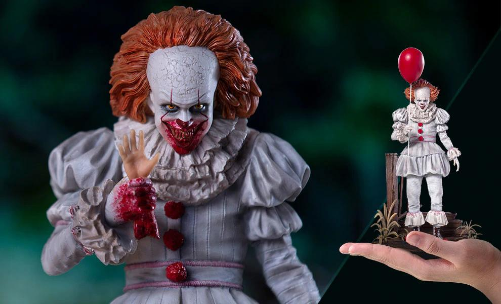Sideshow Collectibles Pennywise Deluxe Statue 1