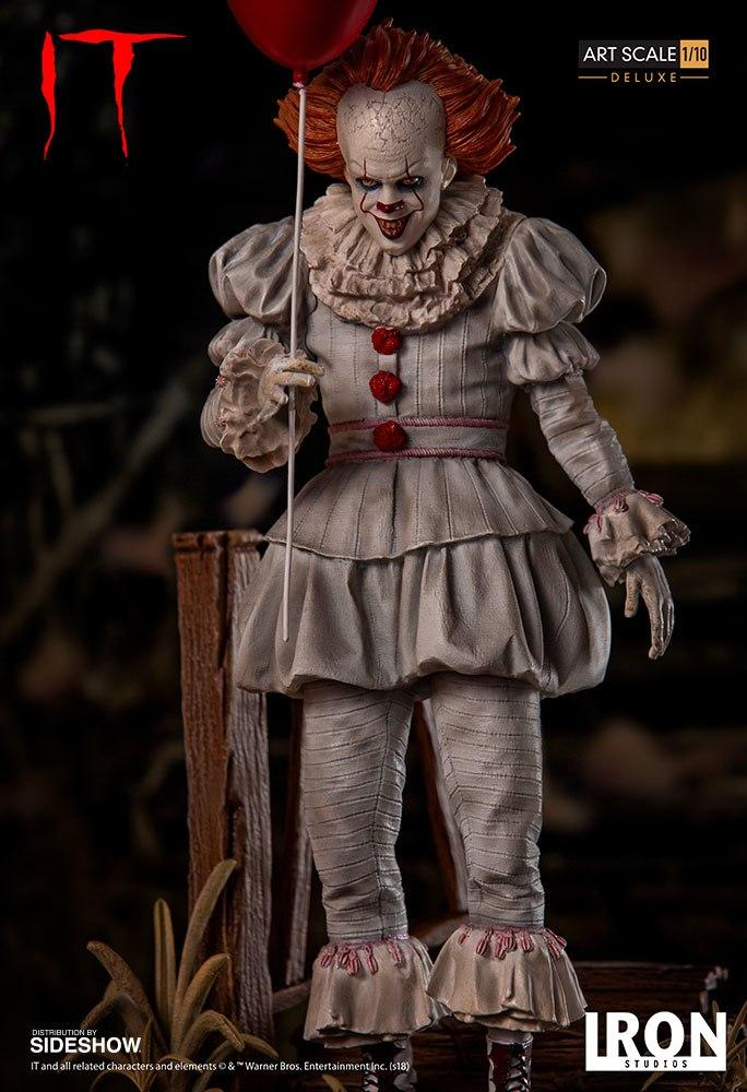 Sideshow Collectibles Pennywise Deluxe Statue 2