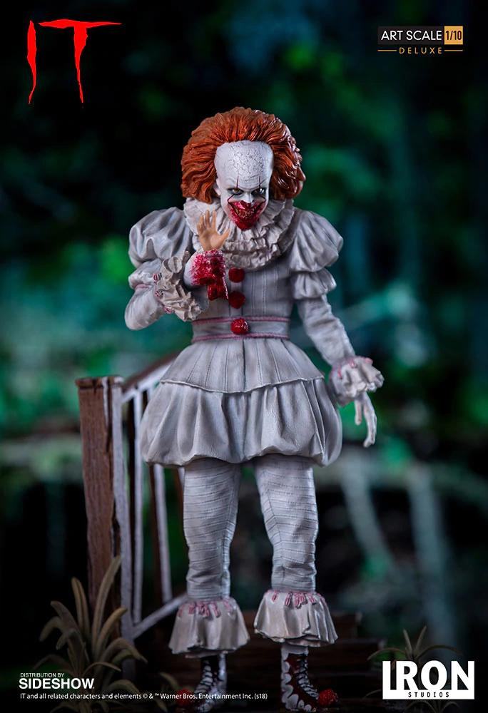 Sideshow Collectibles Pennywise Deluxe Statue 3