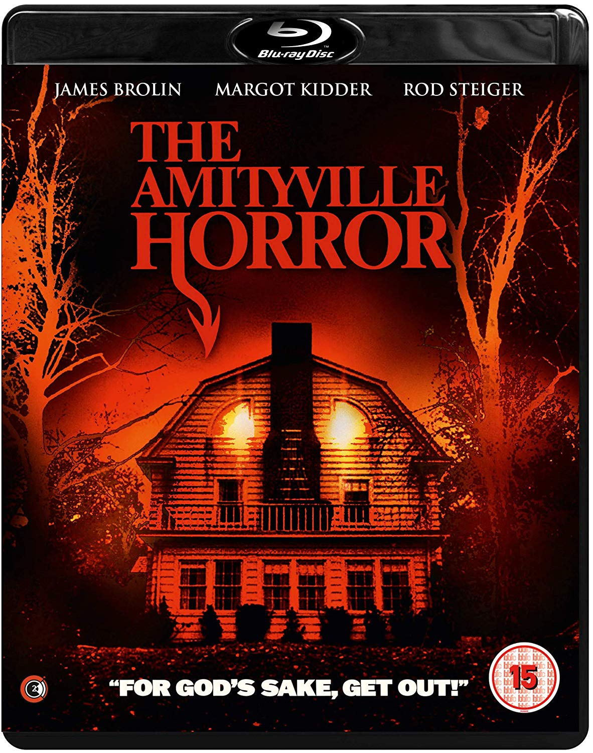 The Amityville Horror UK Blu-Ray