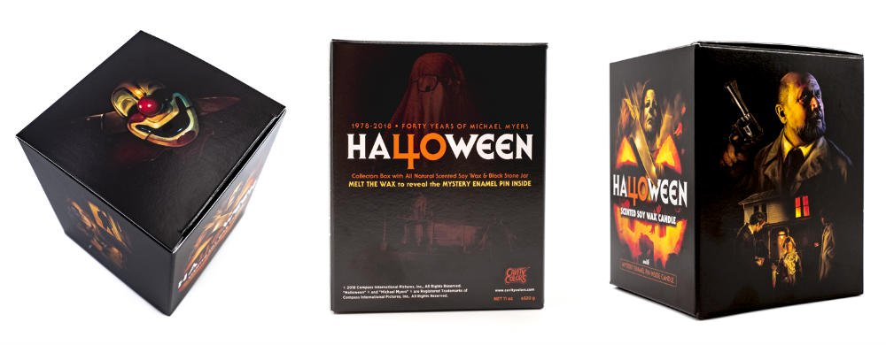 Cavitycolors Halloween Candle 2