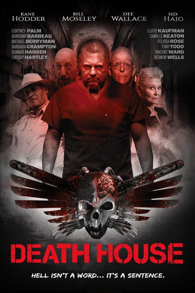 Death House New Poster