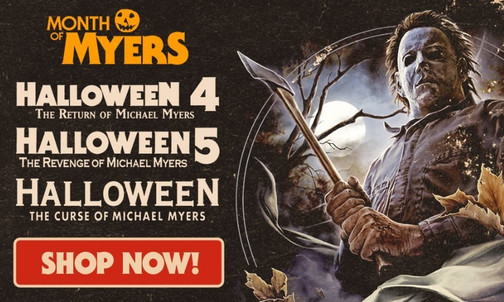 """Fright-Rags """"Month of Myers"""" Features Awesome 'Halloween' 1-6 Apparel"""