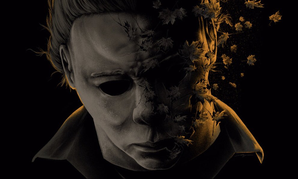"""Michael Myers Dominates the Official Poster for """"Halloween: 40 Years of Terror"""" Convention"""