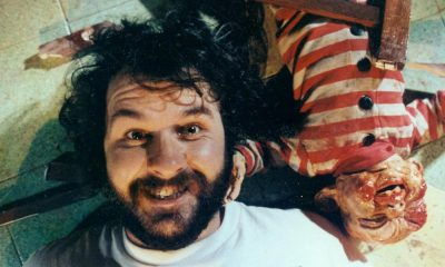 Peter Jackson Confirms that 'Bad Taste', 'Braindead', and 'Meet the Feebles' Will Get 4K Restorations on Blu-Ray