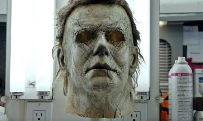 'Halloween' Movie Featurette Focuses on New Michael Myers Mask