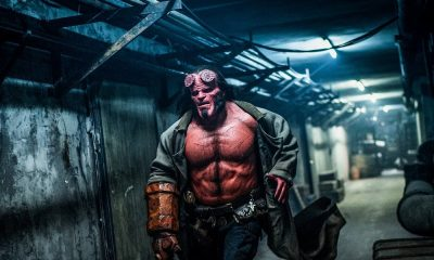 Here's a Stunning New Image of David Harbour in Neil Marshall's 'Hellboy'