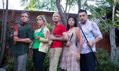 Gregory Blair's Award-Winning Comedy Horror 'Garden Party Massacre' Gets a 2019 Release