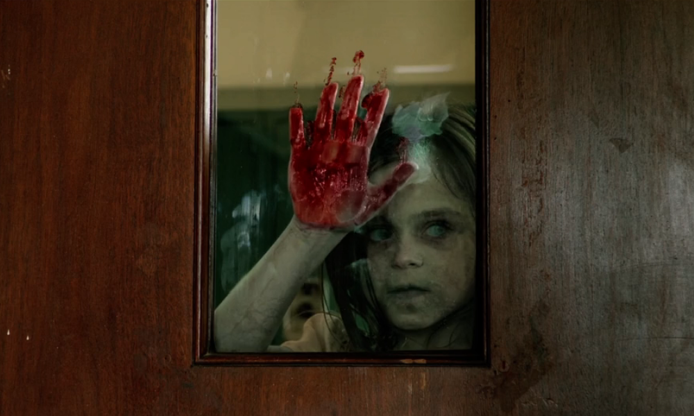 First Trailer and New Stills for Supernatural Horror Thriller 'Ghost in the Graveyard'