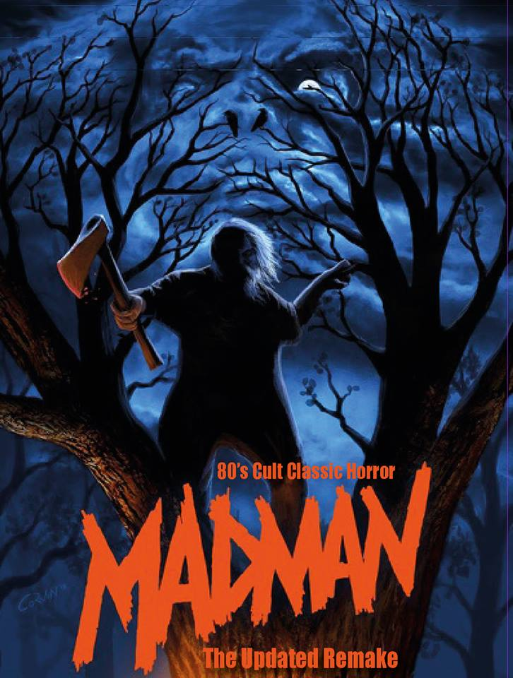 Madman The Updated Remake Poster