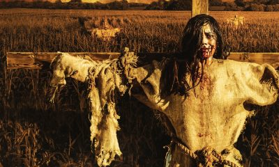 'Scarecrows' Trailer and Poster Hangs Trespassers to Rot in the Cornfield