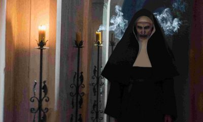 Corin Hardy's Demonic Horror 'The Nun' Comes to (UK) Blu-Ray Early January