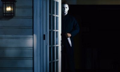 Who Was Michael Myers in Early 'Halloween' Promos? Mask Came from Malek's Office