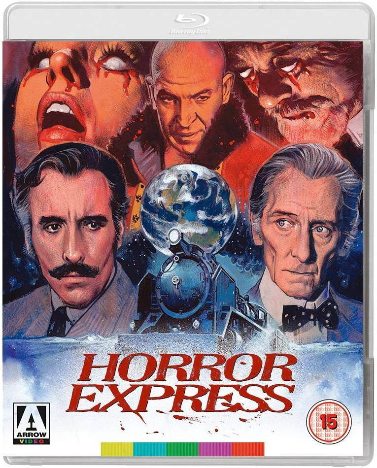 Horror Express UK Blu-Ray