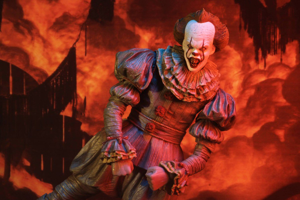 Pennywise The Dancing Clown 9
