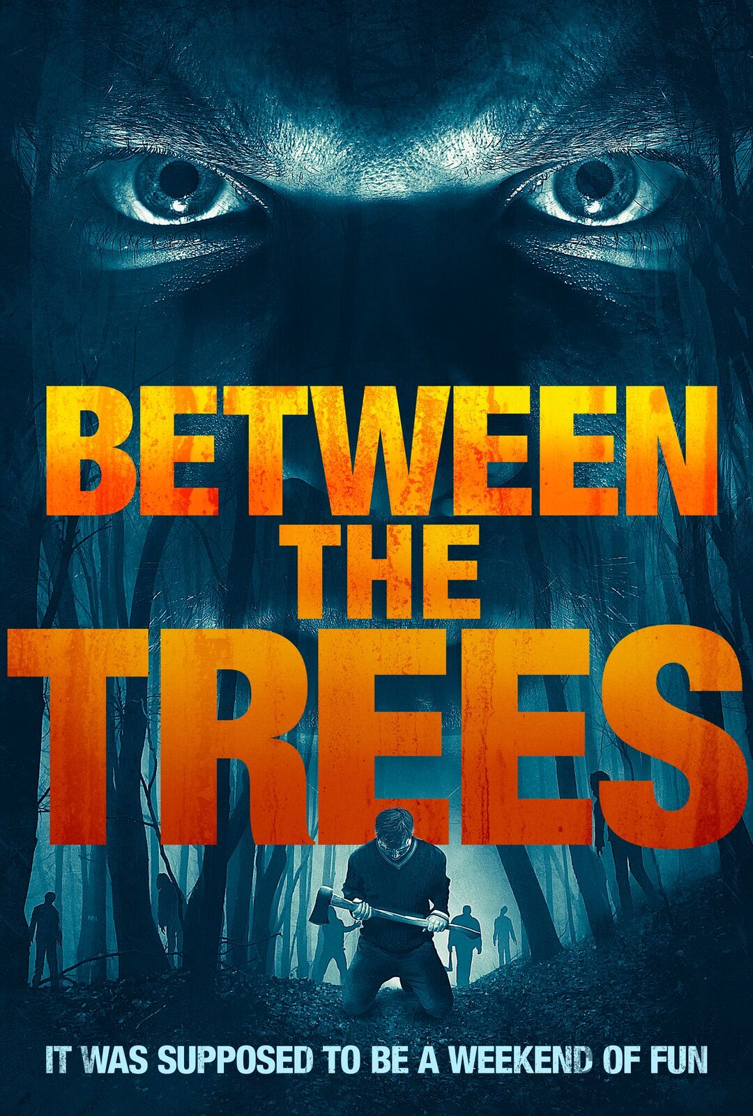 Between the Trees Poster