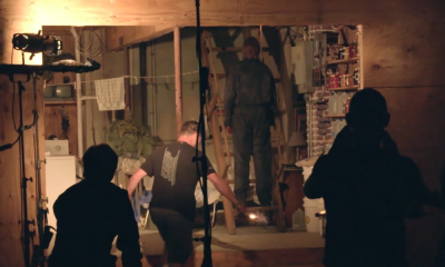 Cast and Crew Talk the Collaboration of 'Halloween' in New Behind-the-Scenes Video